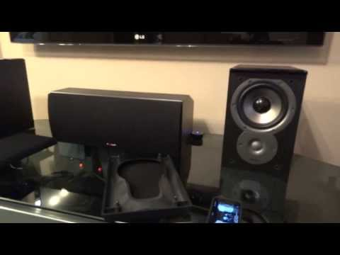 polk audio - Unboxing and quick test of my new Polk Audio TSi100 Bookshelf Speakers.