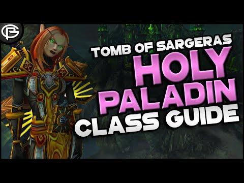 7.2.5 Basic Guides // Paladin - Holy