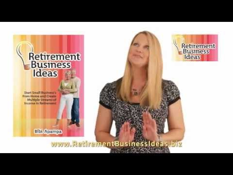 Tips Retirement Business ideas – Working after retirement – Business Coach for retirees to start