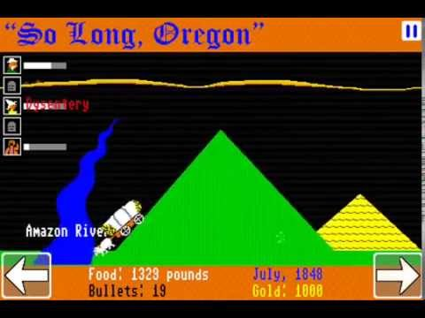 Video of So Long, Oregon!