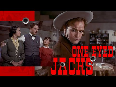 one eyed jack - One-Eyed Jacks, a 1961 Western, is the only film directed by actor Marlon Brando. The picture was originally planned to be directed by Stanley Kubrick from a...