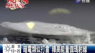 首度發現暗雷嚴重威脅飛航安全