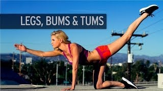 XHIT: Legs, Bums, and Tums - YouTube