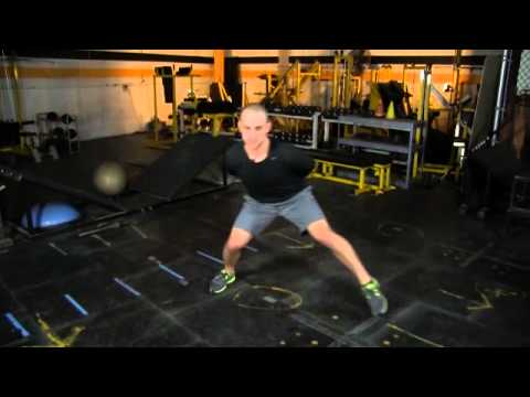 How to Improve Skating – Dryland Drill for Hockey Players