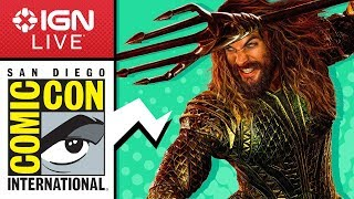 Video San Diego Comic Con 2018: Exclusive Access and Interviews - IGN Live (Day 3) MP3, 3GP, MP4, WEBM, AVI, FLV Juli 2018