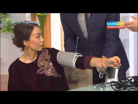 Видеоролик тонометров на государственном телеканале