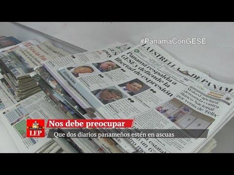 Panamá ha reaccionado tarde para defender la libertad de prensa, Ernesto Cedeño