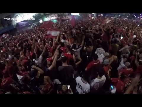 INDEPENDIENTE CAMPEÓN SUDAMERICANA 2017 - NO SE COMO VOY - SEDE - La Barra del Rojo - Independiente - Argentina - América del Sur