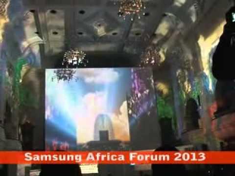 Thrills Of The Samsung Africa Forum 2013 [Nigeria Technology News]