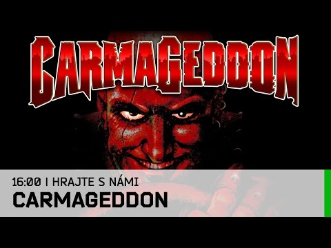 Retro Let's Play-Carmageddon