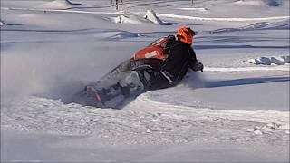 10. Ski-Doo Summit 600 Sp -15