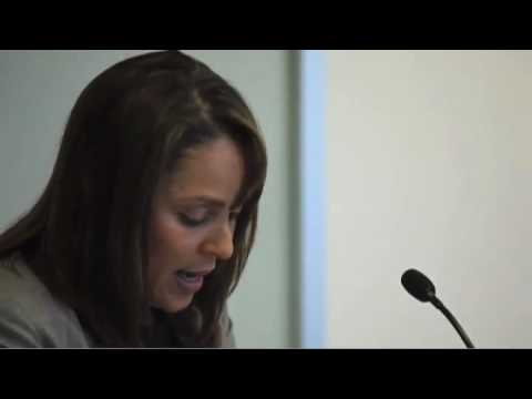 Wieso ich schreibe: Natasha Trethewey über Poesie, Geschichte und soziale Gerechtigkeit