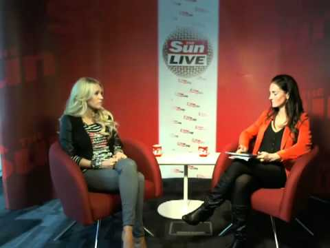 Carrie Underwood - The Sun London Live Chat Interview 6.18.12