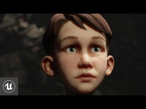 Unreal Engine 4 ile yapılmış Kite isimli kısa film yayınlandı!