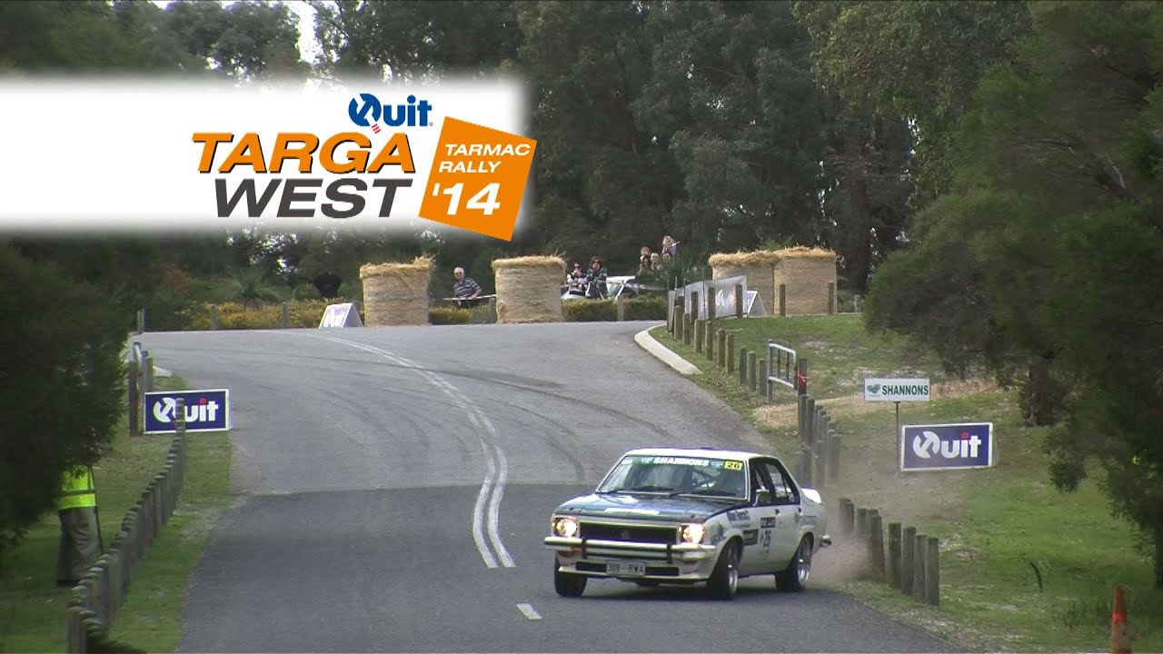 Whiteman Park Stage Update – Quit Targa West 2014