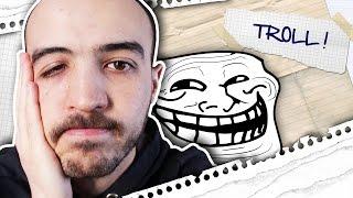 JE ME SUIS FAIT TROLLER ! - TROLLFACE QUEST - YouTube