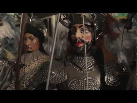 L'Opera dei pupi siciliani, patrimonio immateriale dell'umanità.