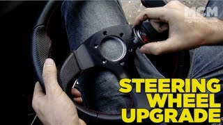 10. Mighty Car Mods - How To Change Your Steering Wheel