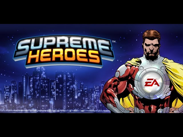 Supreme Heroes - Android Gameplay