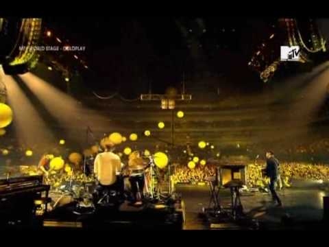 Coldplay - Yellow (Live Tokyo 2009)