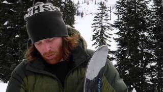 2013 LibTech Attack Banana Snowboard Review