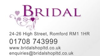 Bridal Shop Romford