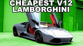 The Cheapest V12 Lamborghini Shouldn't Be by Super Speeders