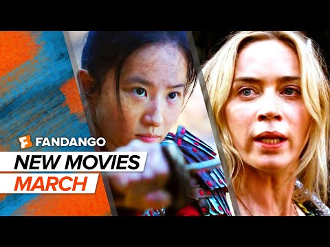 New Movies Coming Out in March 2020 | Movieclips Trailers