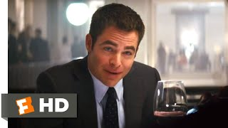 Jack Ryan: Shadow Recruit (2014) - Inebriated Infiltration Scene (4/10)   Movieclips