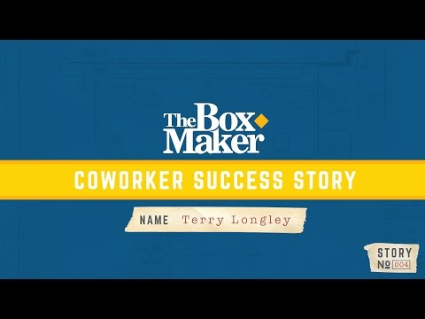 Coworker Success Stories - Terry Longley