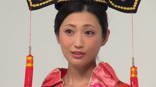 壇蜜/ドラマ『武則天 ─The Empress─』DVDリリース記念イベント