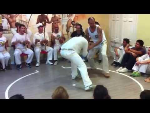 Banzo De Senzala - Mestre Ediandro e Mestre Boca rica (cdo) (видео)