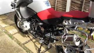 5. 2010 Bmw r1200gs Adventure  30th Anniversary walkaround