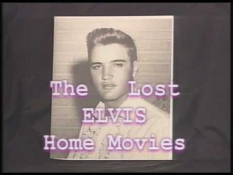 Lost Elvis Home Movies, pt 1