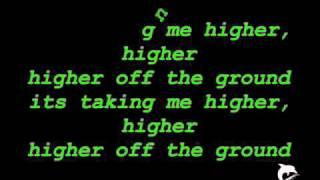 Taio Cruz feat. Kylie Minogue Higher Lyrics