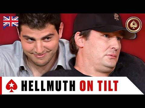 Hellmuth RAGING against Young Poker Pro ♠️ Best of The Big Game ♠️ PokerStars UK