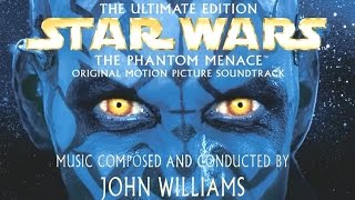 Star Wars Episode I: The Phantom Menace (1999) 58 The Battle Rages On, The Ultimate Edition Soundtrack Music By John...