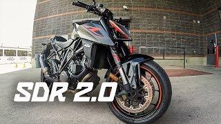 10. I FINALLY RIDE THE NEW SUPER DUKE! (2017 KTM SUPERDUKE 1290R)
