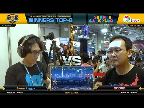 Laggia (ラギア) vs Score (スコア) - KOF XIV Neo Geo World Tour Season 2 Global Finals TOP-32