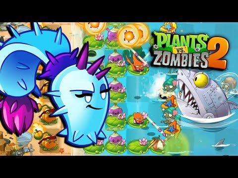 COMPLETANDO TIEMPOS MODERNOS - Plants vs Zombies 2