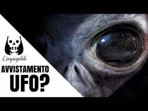 avvistamento ufo ripreso in video - ma cosa c'è dietro?