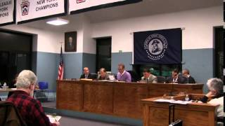 Town Board Meeting - February 10, 2015