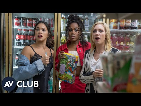 Gina Rodriguez, DeWanda Wise, and Brittany Snow on Someone Great and female friendship