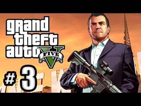 Smoove7182954 - Grand Theft Auto 5 Gameplay Walkthrough Part 3 Grand Theft Auto V Gameplay Walkthrough Part 3 The more likes I get the faster I upload the next episode! Let ...