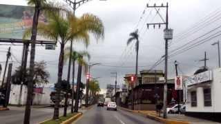 Cordoba Mexico  City new picture : Recorrido av.11 Cordoba,veracruz .mexico 2014