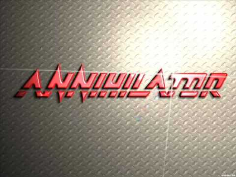 Annihilator - Nothing to Me lyrics