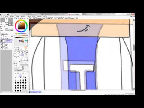 SpeedArt #1 for TumkaTV