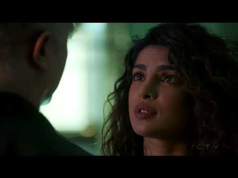 North Korea Collusion #4 -  Priyanka Chopra/Alex Parrish - Quantico (tv Series)