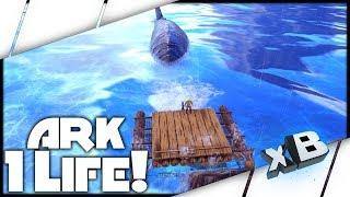Jurassic Park Expansion! :: Modded ARK: Jurassic Park 1 Life :: E01