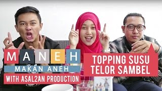 Toping Susu Challange - MANEH FEAT ASAL2AN PRODUCTION